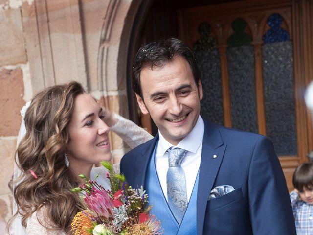 La boda de Raúl y Gema en Villasur De Herreros, Burgos 7