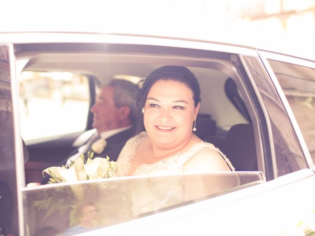 La boda de Aitor y Conchi en Toro, Zamora 1
