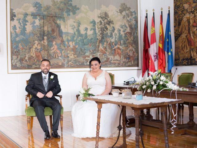 La boda de Aitor y Conchi en Toro, Zamora 7