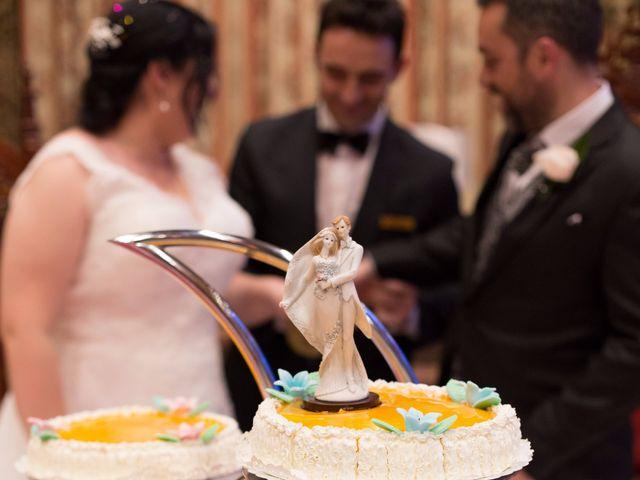 La boda de Aitor y Conchi en Toro, Zamora 45