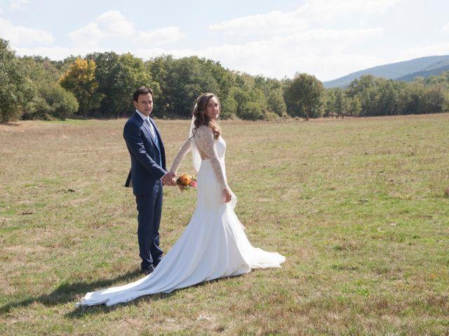 La boda de Gema y Raúl