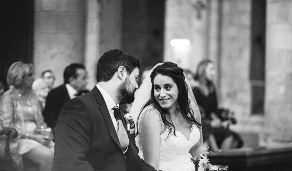 La boda de Alberto y Anna en Llers, Girona