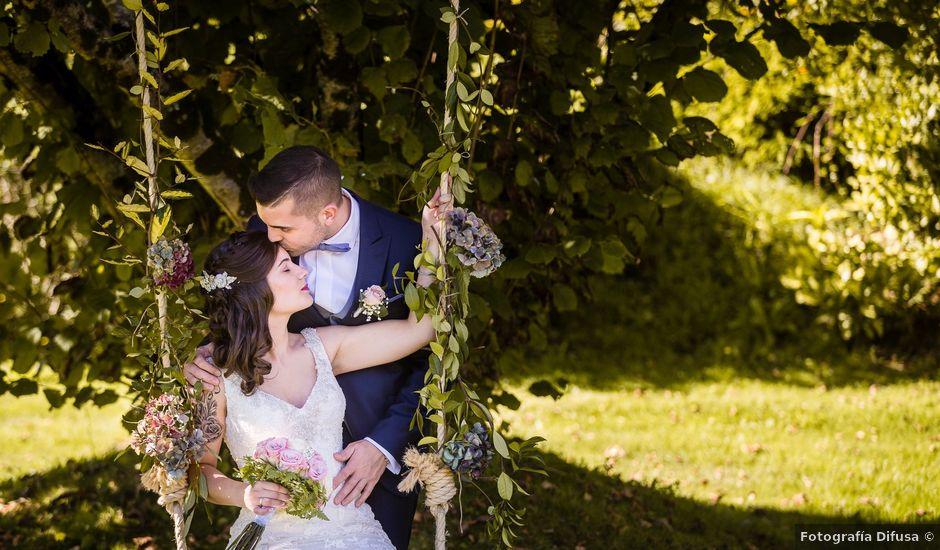 La boda de Borja y Mirian en O Carballiño, Orense