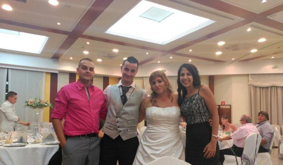 La boda de Javier y Sandra en Salamanca, Salamanca