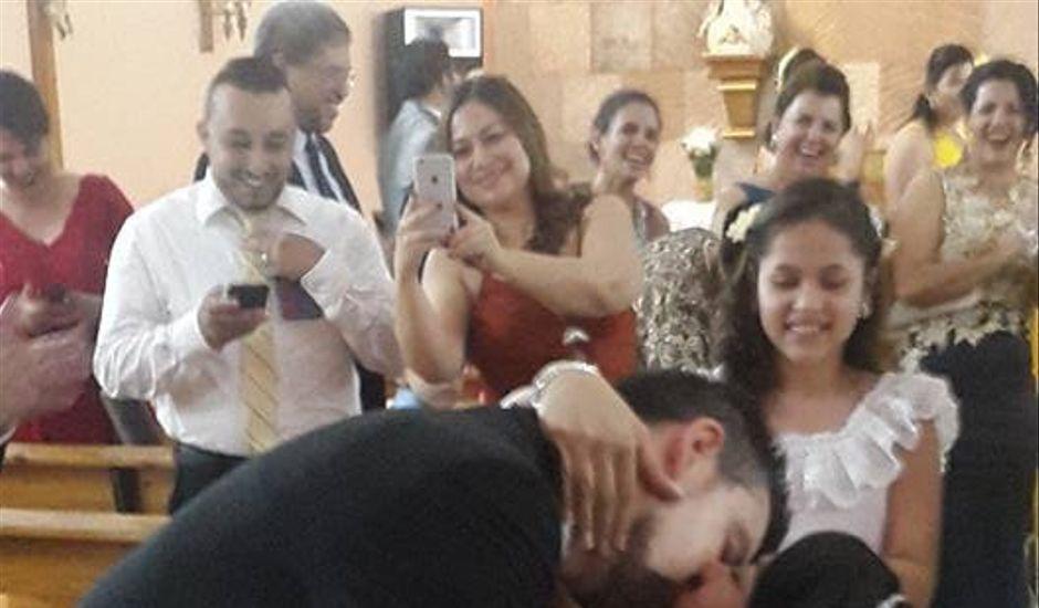 La boda de Alejandro  y Gabriela  en Honduras, Santa Cruz de Tenerife