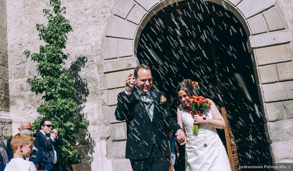 La boda de Alberto y Noelia en Toledo, Toledo