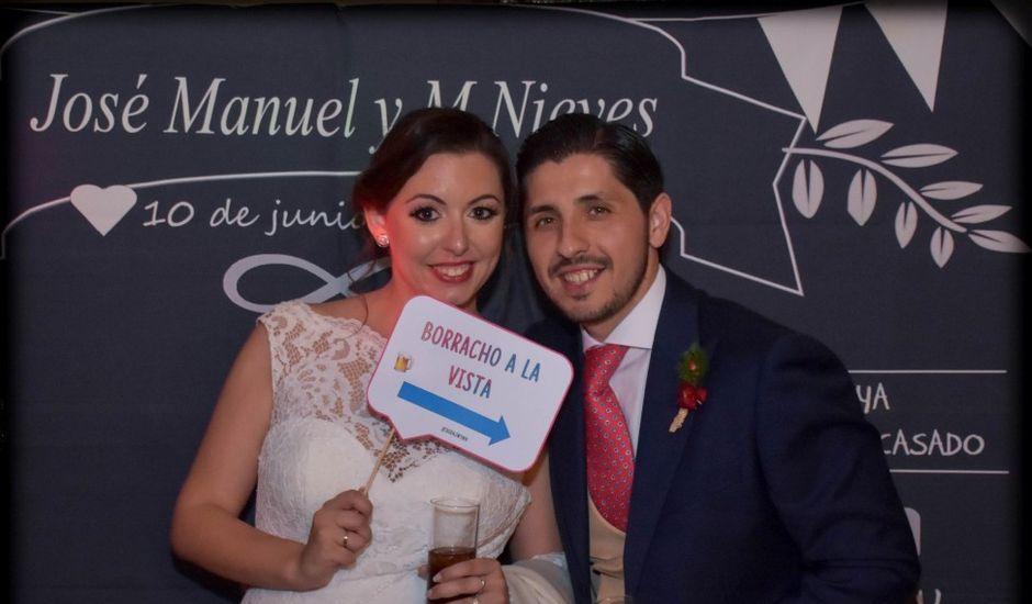 La boda de José Manuel y Nieves en Benacazon, Sevilla