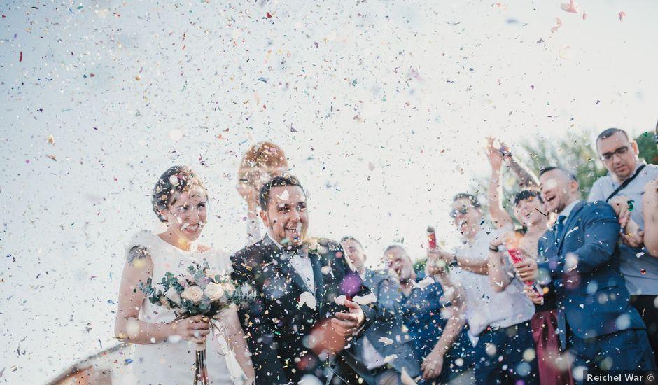 La boda de Daniel y Cristina en Galapagos, Guadalajara