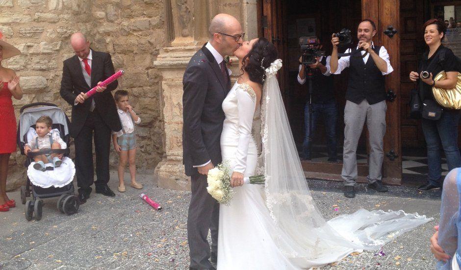 La boda de Tomas y Maria en Jaén, Jaén