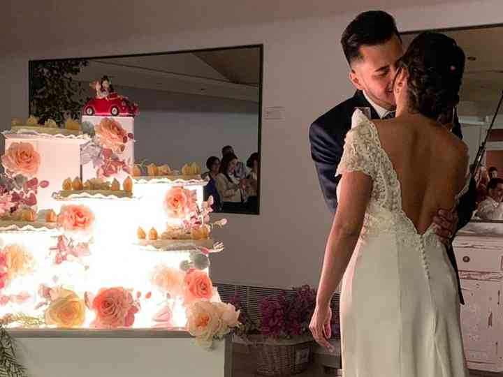 La boda de Veronica y Cristhian