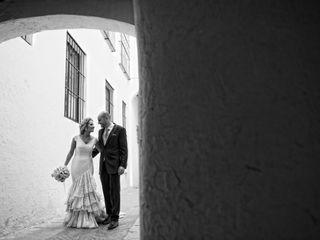 La boda de Myriam y Rubén 1