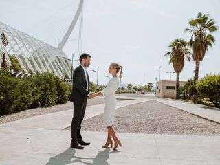 La boda de Aida y Adrián 1