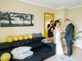 La boda de Isabel y Eugeniy 1