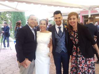 La boda de Veronica y Cristhian 1