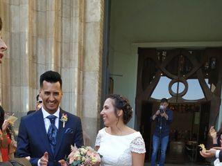 La boda de Veronica y Cristhian 3