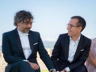 La boda de David y Jose