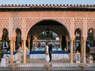 La boda de Daniel y Pilar
