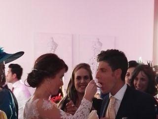 La boda de Jose María y Marta