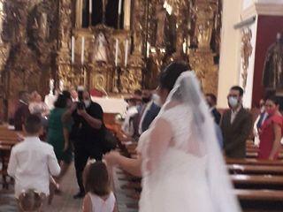 La boda de Belén y Sergio 1