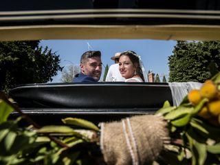 La boda de Jose y Macarena