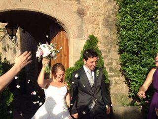 La boda de Jonathan y Andrea