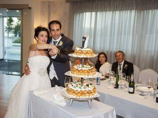 La boda de Jon y Isa