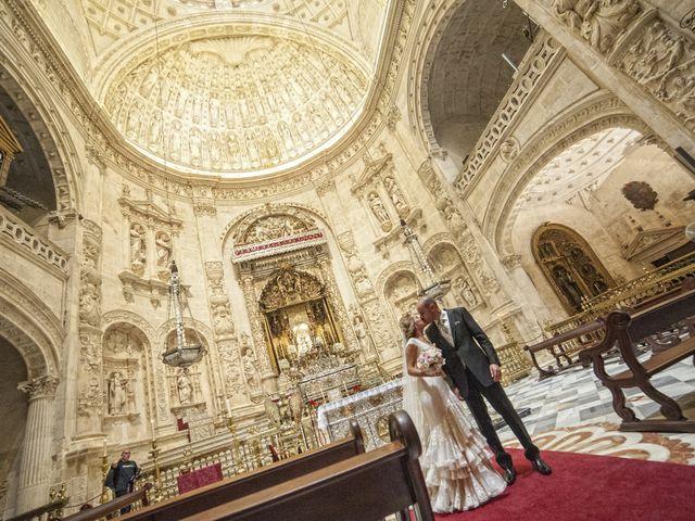 La boda de Rubén y Myriam en Sevilla, Sevilla 4