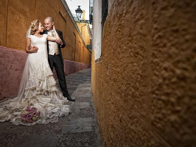 La boda de Rubén y Myriam en Sevilla, Sevilla 10