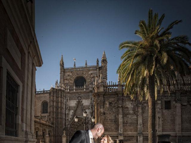 La boda de Rubén y Myriam en Sevilla, Sevilla 12