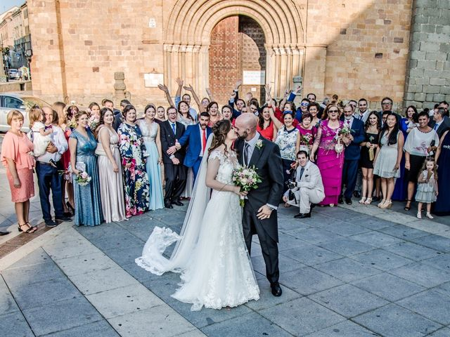 La boda de Gerardo y Ela en Ávila, Ávila 11