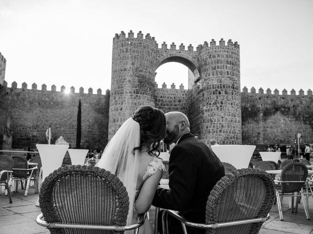 La boda de Gerardo y Ela en Ávila, Ávila 13