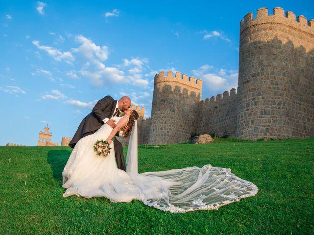 La boda de Gerardo y Ela en Ávila, Ávila 17