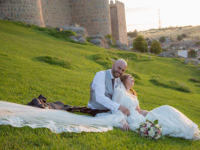 La boda de Gerardo y Ela en Ávila, Ávila 18