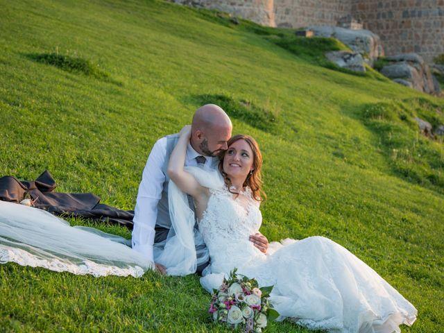 La boda de Gerardo y Ela en Ávila, Ávila 19