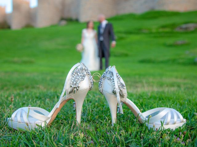 La boda de Gerardo y Ela en Ávila, Ávila 21