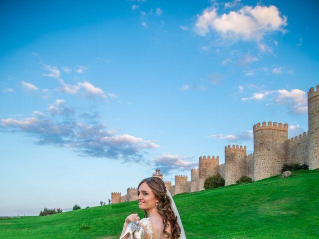 La boda de Gerardo y Ela en Ávila, Ávila 22