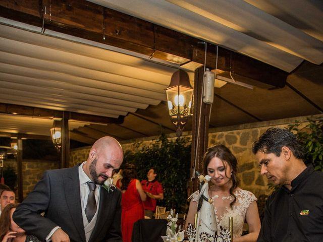 La boda de Gerardo y Ela en Ávila, Ávila 30