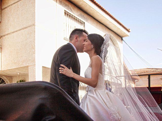 La boda de Jose Carlos y Beatriz en Mocejon, Toledo 22