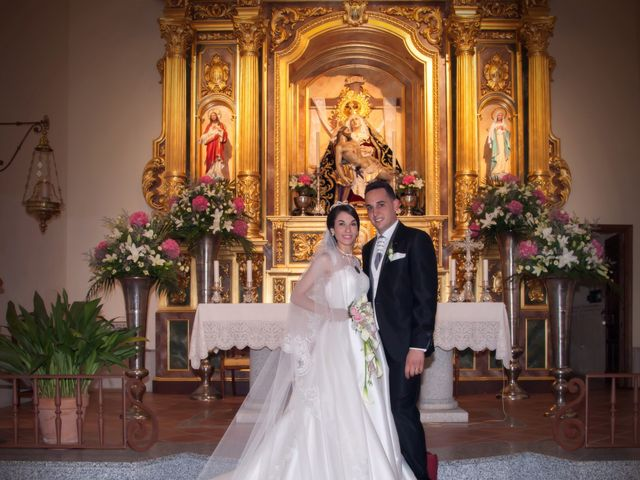 La boda de Jose Carlos y Beatriz en Mocejon, Toledo 27
