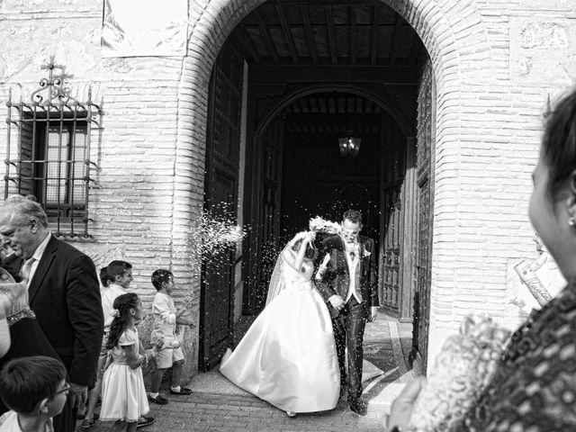 La boda de Jose Carlos y Beatriz en Mocejon, Toledo 29