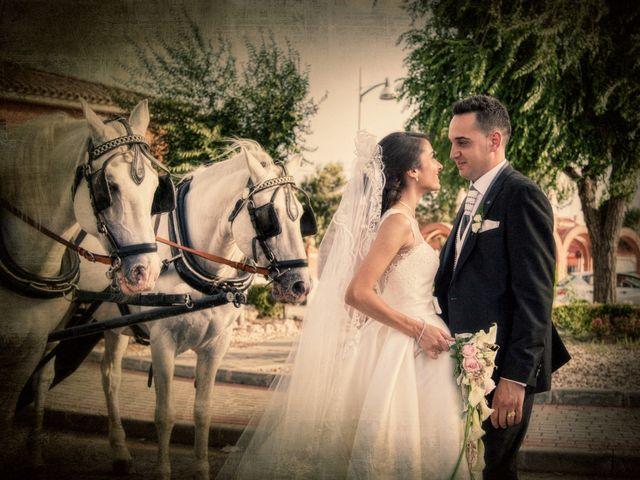 La boda de Jose Carlos y Beatriz en Mocejon, Toledo 1