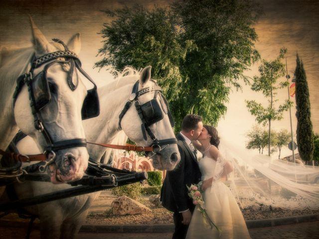 La boda de Jose Carlos y Beatriz en Mocejon, Toledo 34