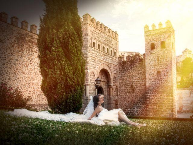 La boda de Jose Carlos y Beatriz en Mocejon, Toledo 38