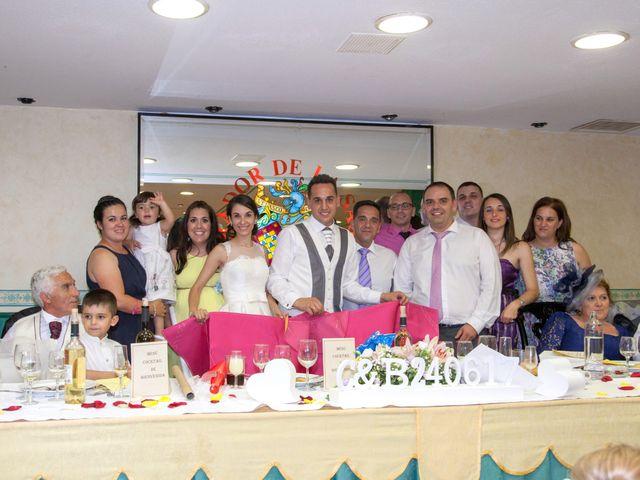 La boda de Jose Carlos y Beatriz en Mocejon, Toledo 42