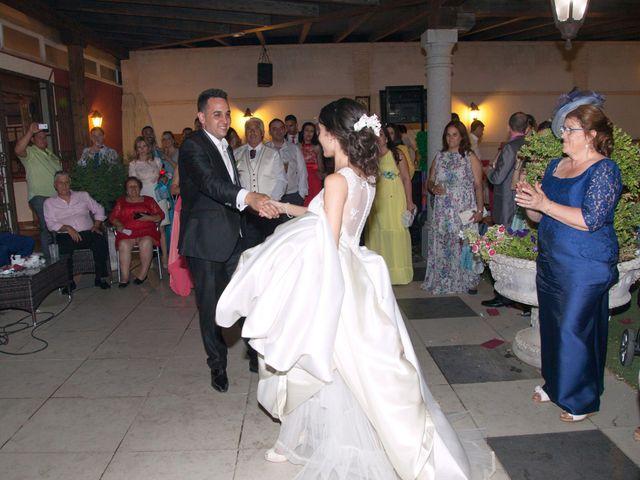 La boda de Jose Carlos y Beatriz en Mocejon, Toledo 43