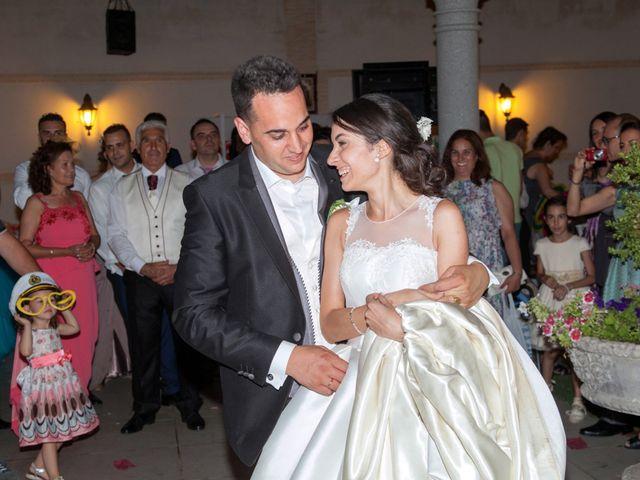 La boda de Jose Carlos y Beatriz en Mocejon, Toledo 44
