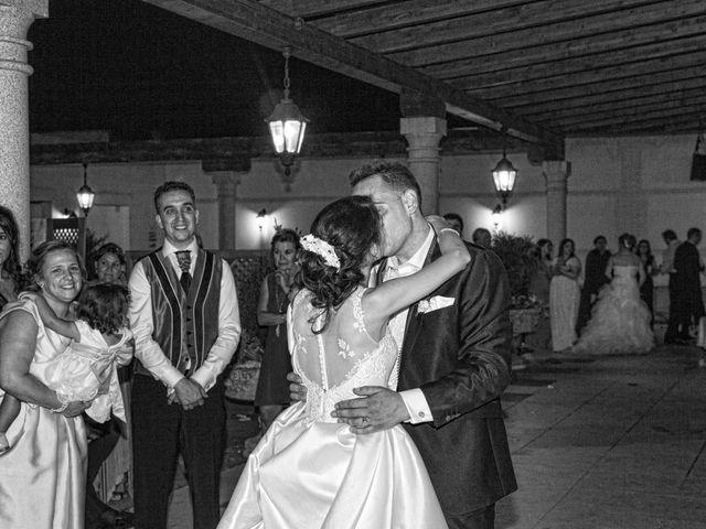 La boda de Jose Carlos y Beatriz en Mocejon, Toledo 45