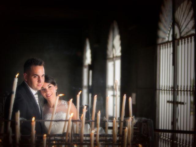 La boda de Jose Carlos y Beatriz en Mocejon, Toledo 52