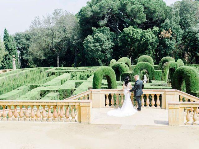 La boda de Eugeniy y Isabel en Barcelona, Barcelona 8