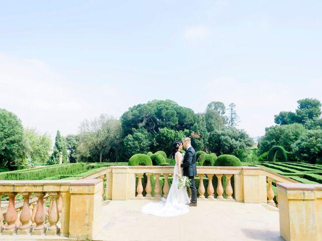 La boda de Eugeniy y Isabel en Barcelona, Barcelona 9